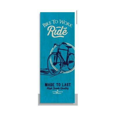 House Additions Vintage Bike 2.5m L x 95cm W Roll Wallpaper