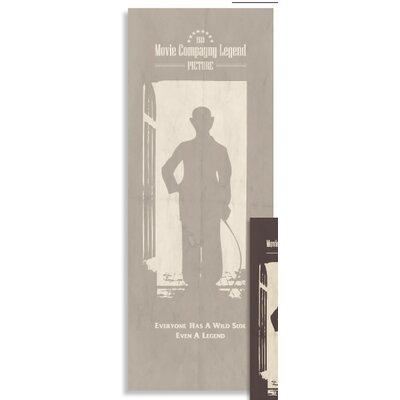 House Additions Vintage Cine 2.5m L x 95cm W Roll Wallpaper
