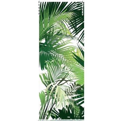 House Additions Multi Strips Jungle 2.5m L x 95cm W Roll Wallpaper