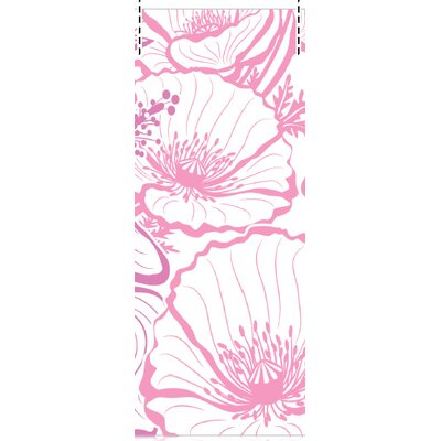 House Additions Multi Strips Floral 2.5m L x 95cm W Roll Wallpaper