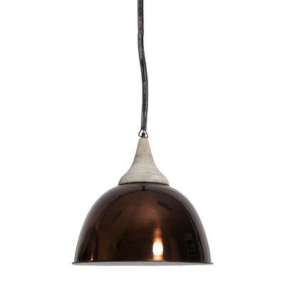 House Additions PrinzB 1 Light Bowl Pendant