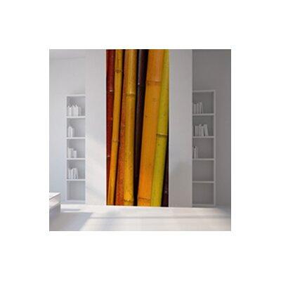 House Additions Unique Strip 2.6m L x 95cm W Roll Wallpaper