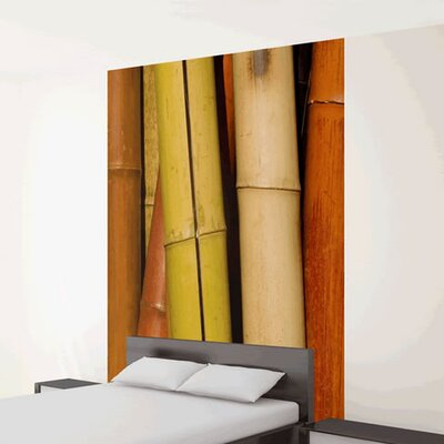 House Additions Unique Strip 2.6m L x 185cm W Roll Wallpaper