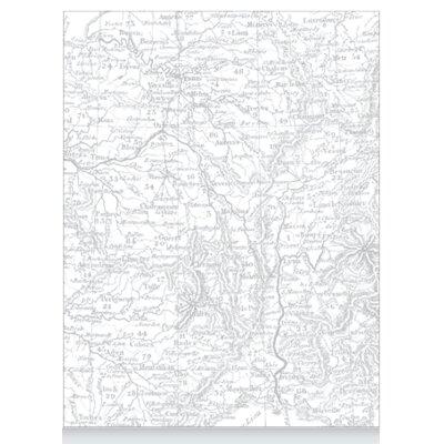 House Additions Geoart 2.5m L x 190cm W Roll Wallpaper