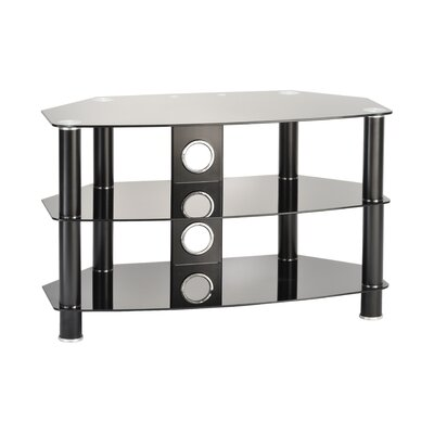 """House Additions Mayaguana TV Bench for TVs up to 32"""""""