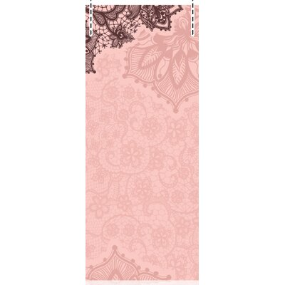 House Additions Multi Strips Lace 2.5m L x 95cm W Roll Wallpaper