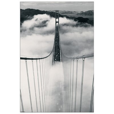 House Additions Golden Gate  Photographic Print Plaque