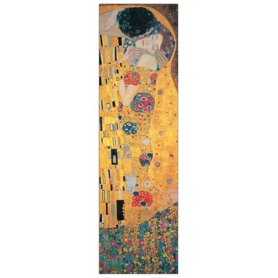House Additions 'The Kiss' by Klimt  Art Print Plaque