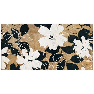 """House Additions """"Ensemble De Fleurs"""" by Cailler Art Print Plaque"""