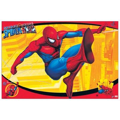 House Additions Spiderman Vintage Advertisement Plaque