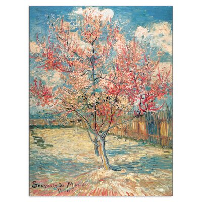 """House Additions """"Souvenir de Mauve"""" by Van Gogh Art Print Plaque"""