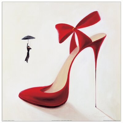 House Additions 'Highheels Obsession' by Panasenko Graphic Art Plaque