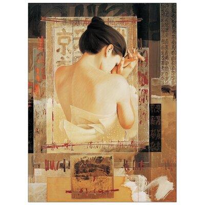 House Additions 'Derniers Frimas' by Graux Art Print Plaque