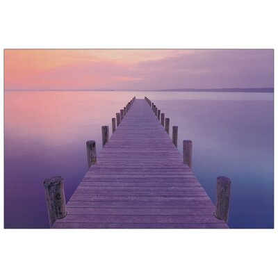 House Additions 'Sunrise' by Jetty Photographic Print Plaque
