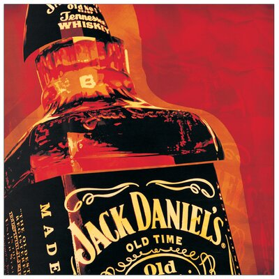 House Additions Jack Daniel s (Not Subject to Change)  Vintage Advertisement Plaque