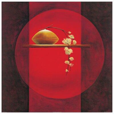 "House Additions ""Mise En Lumiere"" by Triki Art Print Plaque"