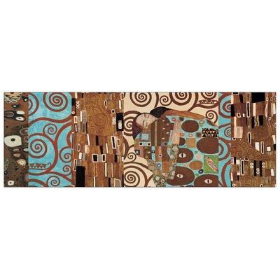 House Additions Klimt I 150° Anniversary (Fulfillment) Graphic Art Plaque