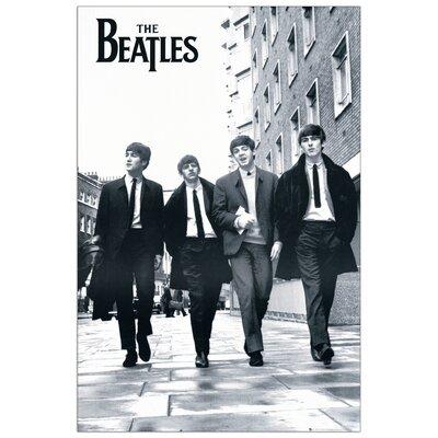 House Additions Beatles Vintage Advertisement Plaque