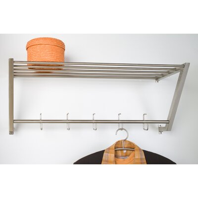 House Additions Wall Mounted Coat Rack