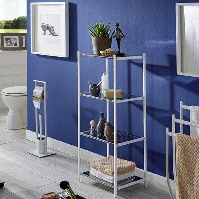 House Additions 40 x 103cm Bathroom Shelf