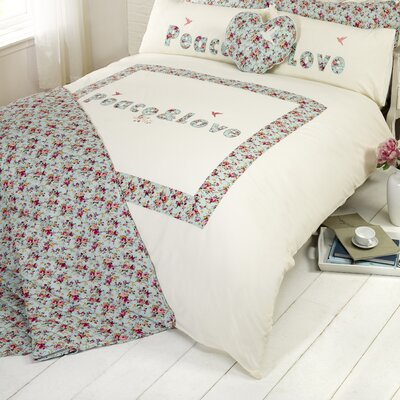 House Additions Love and Peace Throw