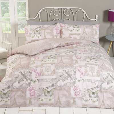 House Additions French Chic Duvet Set