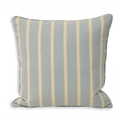 House Additions Navy Stripe Cushion Cover
