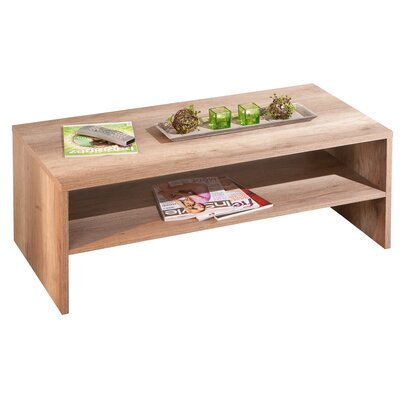 House Additions Compo Coffee Table with Magazine Rack