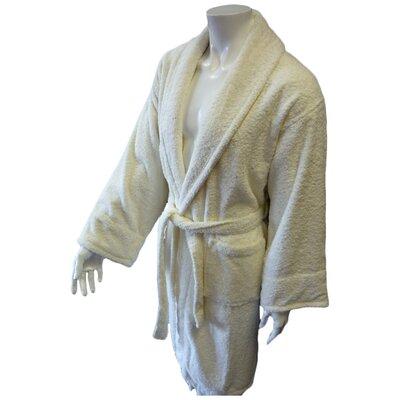 House Additions Cotton Shawl Bath Robe