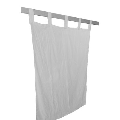 House Additions Curtain Single Panel