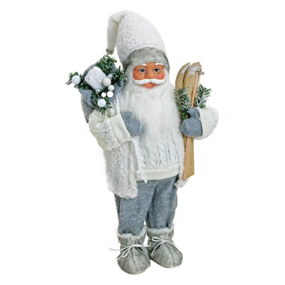 House Additions Nikolaus Santa Claus Figure