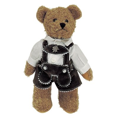 House Additions Boy Traditional Costume Bear Set