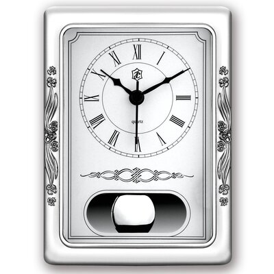 House Additions Hourglass Table Clock