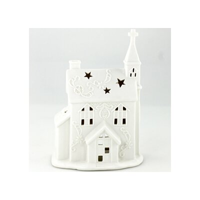 House Additions Church Decorative Figure