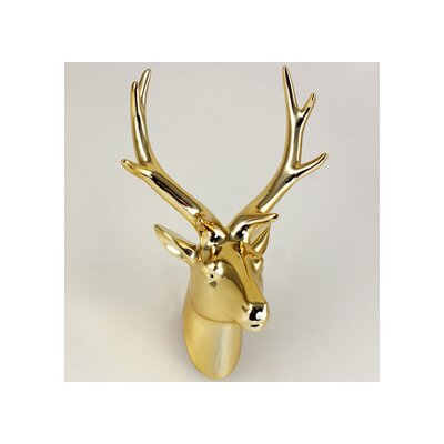 House Additions Deer Head Wall Decor