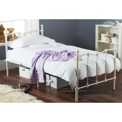 House Additions Newry Single Wrought Iron Bed
