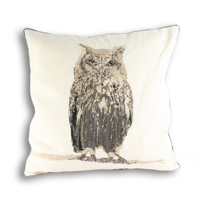 House Additions Owl Cushion Cover