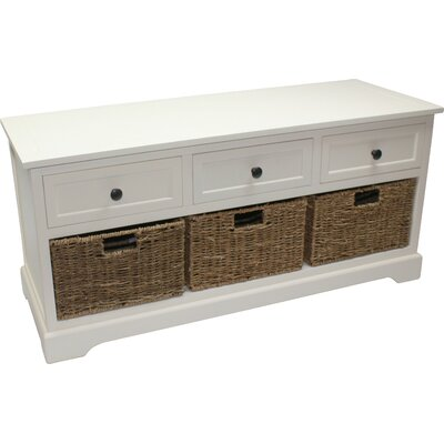 House Additions Upolu3 Drawer Bench Unit