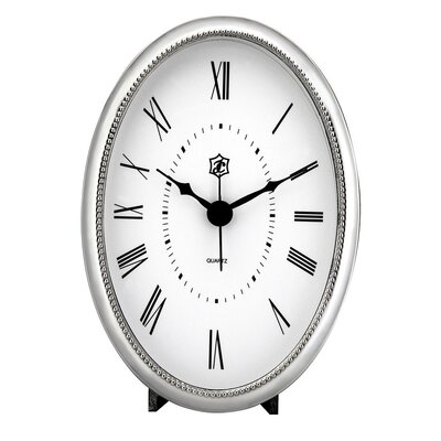 House Additions Bertie Table Clock