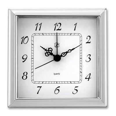 House Additions Simple Table Clock