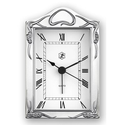 House Additions Bloom Table Clock