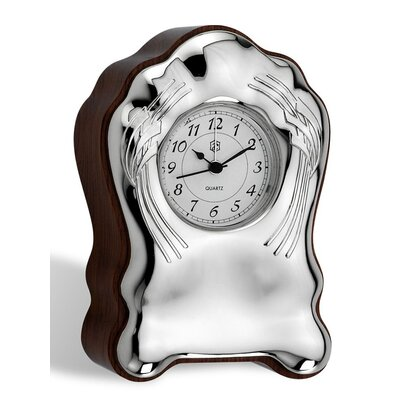 House Additions Timber Table Clock