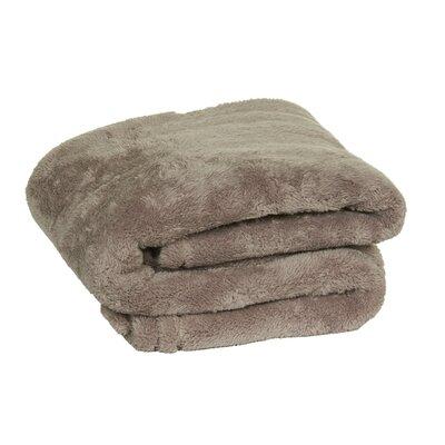 House Additions Plaid Polar Fleece Throw