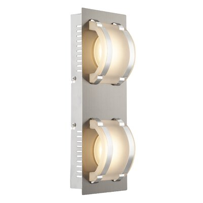 House Additions 2 Light Wall Sconce