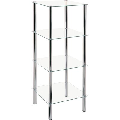 House Additions Suni Narrow 107cm Accent Shelves