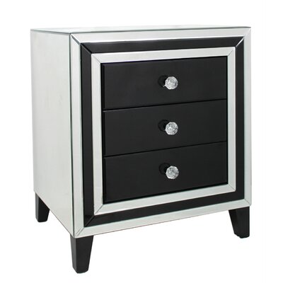House Additions Brooklyn 3 Drawer Chest