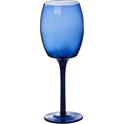 House Additions 0.26L Wine Glasses in Blue