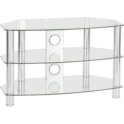 """House Additions Mayaguana TV Bench for TVs up to 50"""""""