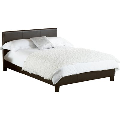 House Additions Kingston Double Upholstered Bed Frame