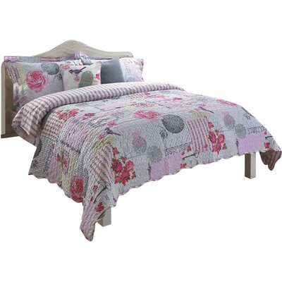 House Additions Eden Bedspread